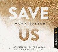 SAVE US - KASTEN,MONA (MAXTIN HALL REIHE BAND 3) 6 CD NEW