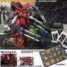 SH Studio Gatling Gun Full Resin Model Kit for Bandai HG RG 1/144 Sazabi Gundam