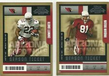 2004 Playoff Contenders Football COMPLETE SET 1 - 100