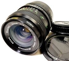 Vivitar 28mm f2.0 Manual Focus LENS Sony E mount cameras ILCE a6000 a6300 NEX