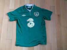 IRELAND MEN'S SOCCER HOME JERSEY/TRAINING, COLOR GREEN, SIZE M