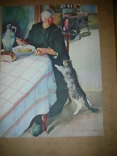 Maurice LANGASKENS la grand mère