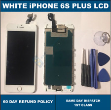 WHITE iPhone 6S Plus Assembled Genuine OEM LCD Digitizer Screen Replacement 5.5