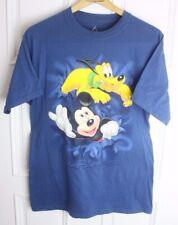 Walt Disney World Mickey and Pluto T shirt