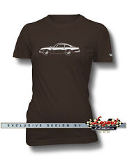 Aston Martin DB5 Coupe T-Shirt for Women - Multiple Colors & Sizes - British Car