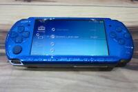 Sony PSP 3000 Console Vibrant Blue Japan K669