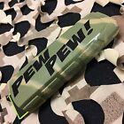 NEW Exalt Bayonet Barrel Cover Sock Plug Condom - Pew Pew Camo