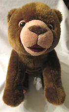 """NWOT KOHL'S CARES WORLD OF ERIC CARLE 'BROWN BEAR WHAT DO YOU SEE?' 13"""" PLUSH"""
