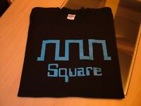 T SHIRT SYNTH DESIGN SQUARE WAVE MODULAR SYNTH VCO S M L XL XXL