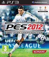 Konami Sp3p18 Pro Evolution soccer 2012 (pes 2012)