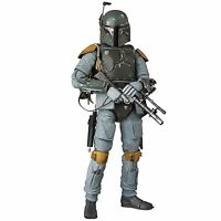 MEDICOM TOY MAFEX Star Wars BOBA-FETT Action Figure Japan Import Official F/S