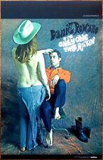 DANIEL ROMANO If I've Only One Time Askin Ltd Ed RARE Poster +FREE Folk Poster!