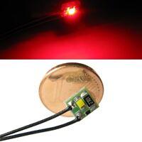S130 - 10 Stück LED Hausbeleuchtung rot FSB-1 Beleuchtung Kirmes Disco Partyzelt