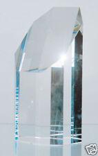 *SPECIAL OFFER* 150mm Optical Crystal Octagon Award Trophy