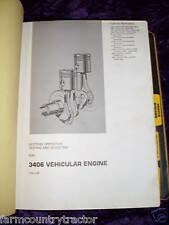 Caterpillar 245 Excavator Service Manual