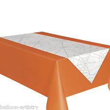 """88 """"Hantée Spooky Halloween Toile D'Araignée Parti décoration de table runner"""
