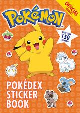 The Official Pokemon Pokedex Sticker Book ' Pokemon