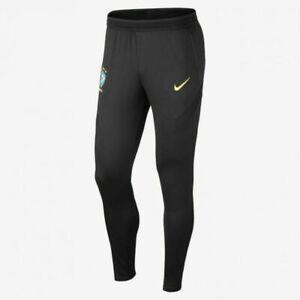 CBF Brazil Soccer Football Strike Training Pants Jersey - 2020 2021