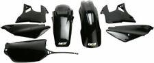UFO Complete Plastic Kit Black For Yamaha YZ 125 250 00-01
