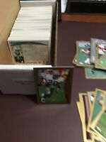 1998 Topps Football Complete #1-330 Set & Near RC Set Of 20. Also Some Dups.