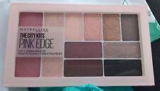 (1) Maybelline The Citykits Pink Edge 160 Eyeshadow Cheek Palette!
