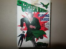 """1966 Green hornet deck of playing cards /""""full deck/"""""""