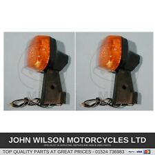 Honda CB400N Euro 1978-1985 Rear Indicators Pair
