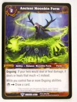 WoW: World of Warcraft Cards: ANCIENT MOONKIN FORM 8/202 - played