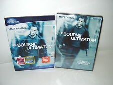 The Bourne Ultimatum (DVD Canadian; Widescreen Slipcover,100th Anniversary) NEW