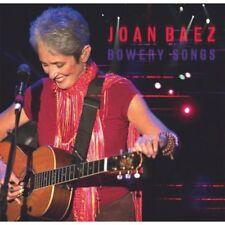 JOAN BAEZ - BOWERY SONGS  CD NEW+