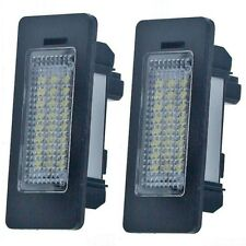 2x 24 LED Error Free License Plate Lights for BMW E39 E60 E70 E82 E90 E92 F30 US