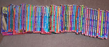 Goosebumps COMPLETE SET! ALL ORIGINAL COVERS 62-R L Stine Books-Good-condition