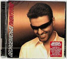 George Michael -Twenty Five-Greatest Hits 2-CD -NEW (Best Of/Wham/Faith/Freedom)