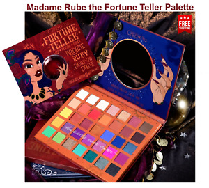 Beauty Creations Madame Ruby The Fortune Teller 35 Color Eye Shadow Palette, NEW