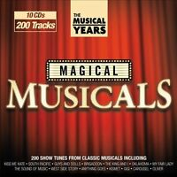 The Musical Years - MAGICAL MUSICALS 2011 UK 10-CD box set NEW/SEALED