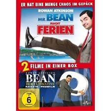 MR.BEAN-MACHT FERIEN & DER ULTIMATIVE KATASTROPHENFILM-2 DVD NEU ROWAN ATKINSON