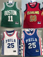 Cute Baby Basketball Jerseys Collection Irving, James, Ben Simmons