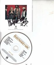 FLEETWOOD MAC HAND signed - THE VERY BEST - CD cover signed MICK FLEETWOOD 2 CDs