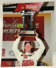Dale Jr. Autographed Glossy Photo