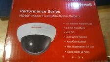 New HD40P fixed mini-dome camera 420TVL, 3.8mm, 12 VDC, NTSC, Auto white balance