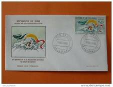 bird dove Universal Declaration of Human Rights FDC Mali 1963
