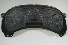 4I) 05-06 2005-2006 CHEVY SUBURBAN SILVERADO REPLACEMENT SPEEDOMETER CLUSTER
