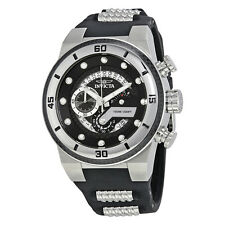 Invicta S1 Rally Chronograph Black Dial Mens Watch 24221