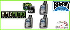 Bel-Ray Oil Change Filter Kit LT-A500 XP-K9 L0 L1 L2 L3 L4 L5 King Quad 09-16