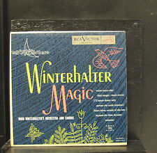 "Hugo Winterhalter - Winterhalter Magic 10"" LP VG LPM 3100 Mono 1953 Vinyl Record"