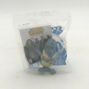 Star Wars EPISODE III REVENGE OF THE SITH WATTO Wind-up Burger King meal 2005 US