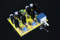 HIFI Stereo Class A FET preamplifier board / kit base on JC-2 circuit     L9-18