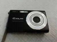 """CASIO FOTOCAMERA DIGITALE EXILIM EX-Z75 7.2 MP 2.6"""" LCD USATA OTTIME CONDIZIONI"""