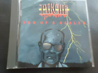 PARCHE    -   SON  OF  A  HEALER  ,     CD   1993 ,   HARD  ROCK ,  HEAVY  METAL