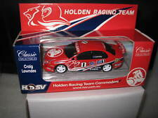 Criag Lowndes Holden Racing Team Commodore 2000 1/43 Classic CARLECTIBLES